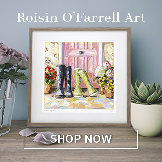 Mother's Day with artist Roisin O'Farrell