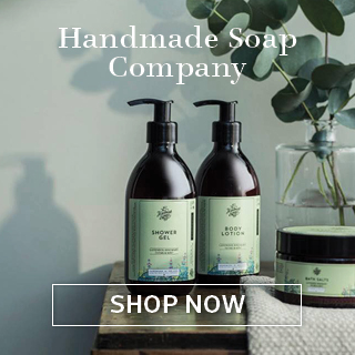 Mother's Day with Handmade Soap Company