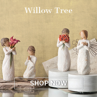 Mother's Day with Willow Tree