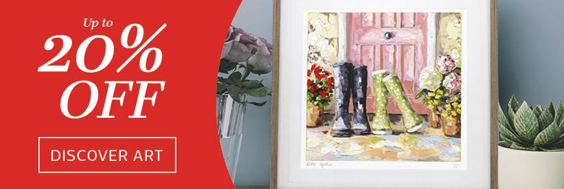 Gallery Banner 2 - Art Sale