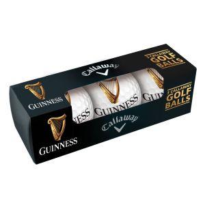 Guinness 3 Pack Golf Balls