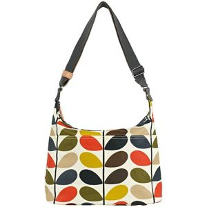Orla Kiely Multi Stem Sling Baby Bag