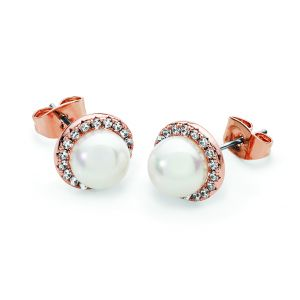 Tipperary Crystal Pearl Earrings