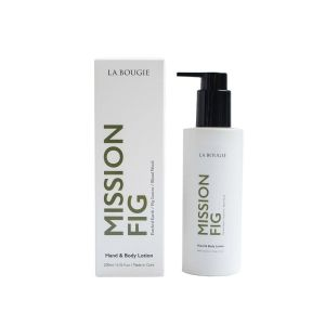La Bougie Mission Fig Hand & Body Lotion