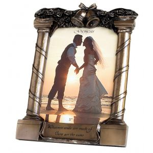 Genesis Wedding Frame