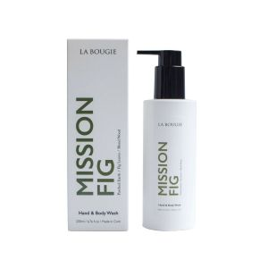 La Bougie Mission Fig Hand and Body Wash