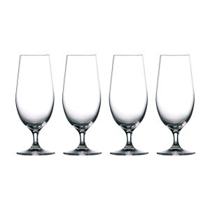 Marquis by Waterford Crystal Moments Beer Glasses Set