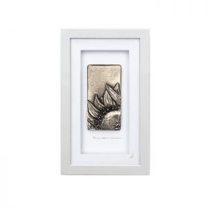 Wild Goose Always Sunrise Somewhere Lime Frame