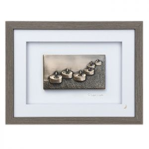 Wild Goose To Light A Path Bronze Frame