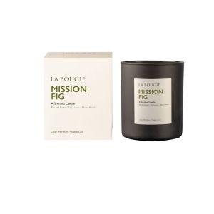 La Bougie Mission Fig Candle