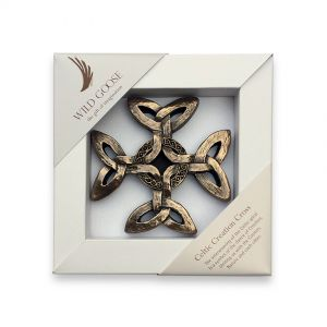Wild Goose Celtic Creation Cross