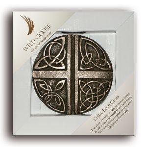 Wild Goose Celtic Love Cross