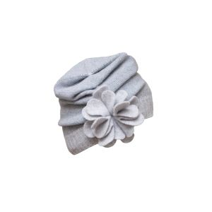 McConnell Woollen Mills Mini Stripe Feather Hat