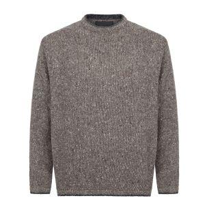 Aran Rocky Ground Roundstone Sweater