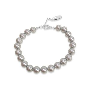 Absolute Grey Pearl Bracelet
