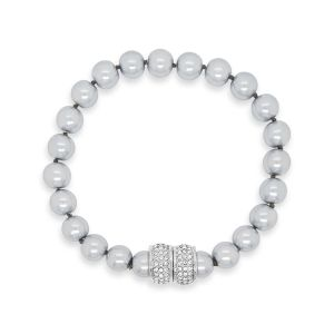 Absolute Grey Magnetic Bracelet