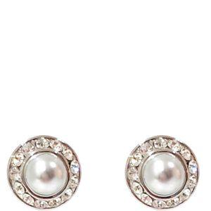 Absolute Grey Pearl Earrings