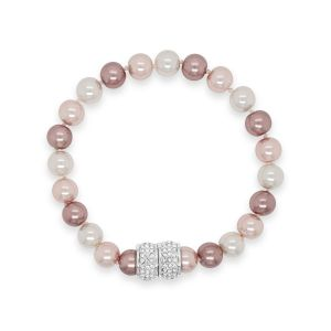 Absolute Pink Magnetic Bracelet