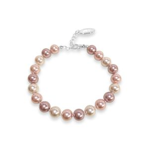 Absolute Pink Pearl Bracelet