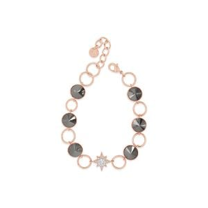 Absolute Hematite Rose Gold Bracelet