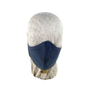 Ferguson Linen Adult Large Dark Face Mask