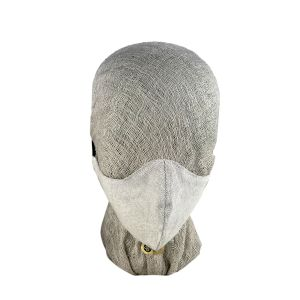 Adult Medium Oatmeal Face Mask