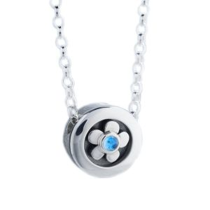 Alan Ardiff Forget Me Not Pendant