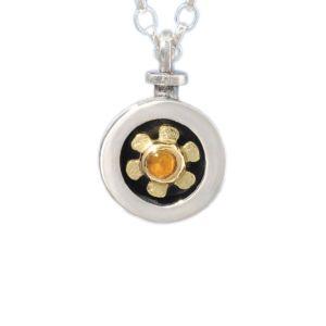 Alan Ardiff Little Flower Pendant