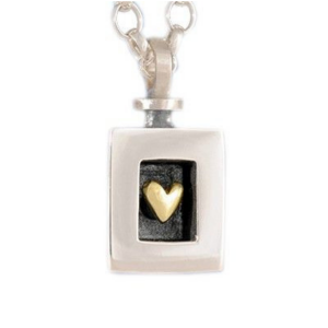 Alan Ardiff Heart Of Gold 16 Necklace