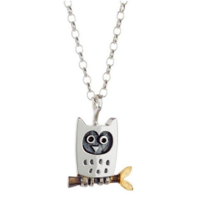Alan Ardiff Little Owl Pendant