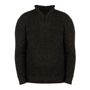aran-reefer-graphite-zip-neck-sweater