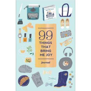 Bookspeed 99 Things That Bring Me Joy