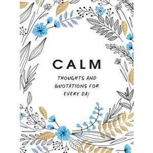 Bookspeed Calm Thoughts And Quotations