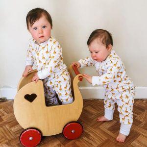 BabyBoo Giraffes New  Born ZippyBoo