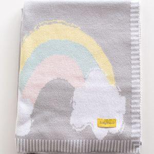 BabyBoo Rainbows Blanket