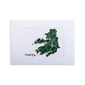 BBpapercuts County Kerry Mount