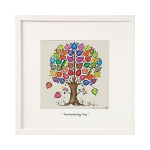 Belinda Northcote Positivity Tree Large Frame