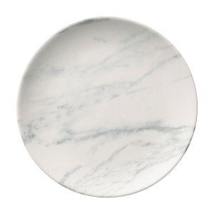 Belleek Marbled Side Plate