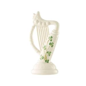 Belleek Classic Harp