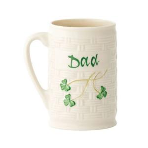 Belleek Dad Mug