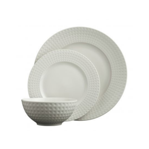 Belleek Grafton 12 Piece Dinner Set