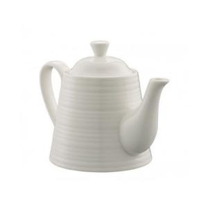 Belleek Ripple Tea for One