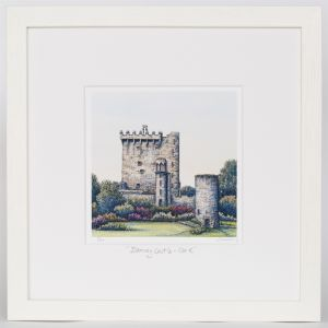 Jim Scully Square Frame Blarney Castle
