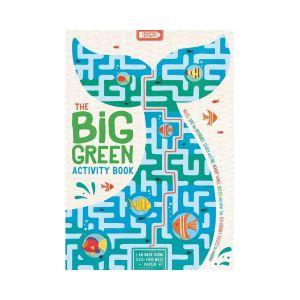 Bookspeed Big Green Activity Book (Kids)