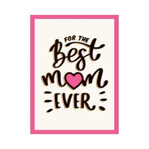 Bookspeed For The Best Mom Ever
