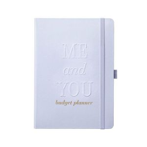 Busy B Embossed Budget Planner