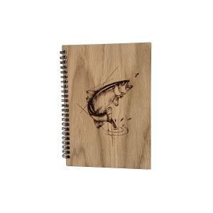 Caulfield Country Boards Salmon Notepad