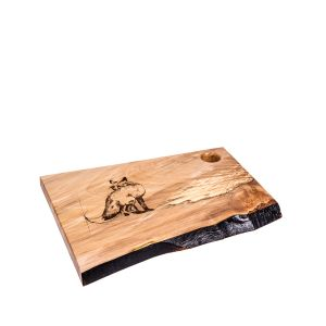 Caulfield Country Boards The Fox Rustic Bark Board
