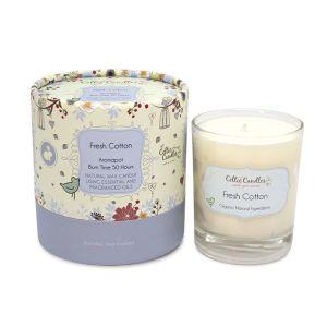 Celtic Candles Fresh Cotton Tumbler