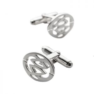 Declan Killen Oval Celtic Knot Cufflinks